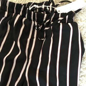 Pants - Brand new striped pants